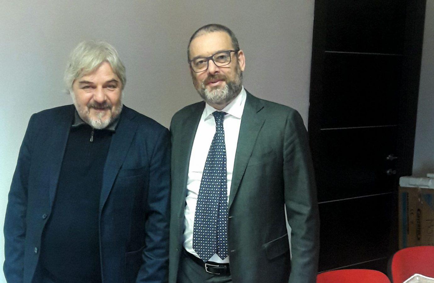 Fabrizio Premuti e Enrico Ulivieri Imc