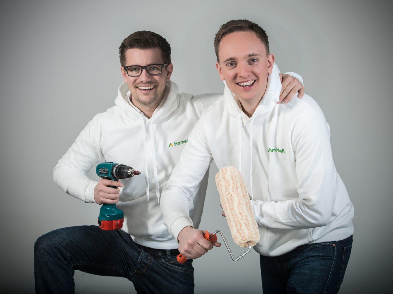 Felix Swoboda e Sascha Weiler (Foto Home3sixty) Imc