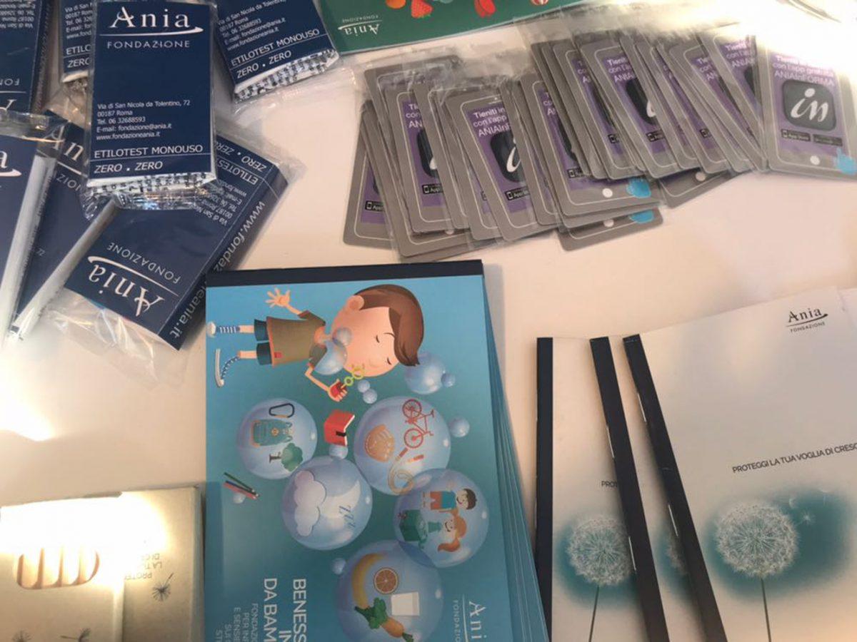 Fondazione ANIA - Street Health Tour 2017 - Roma Imc