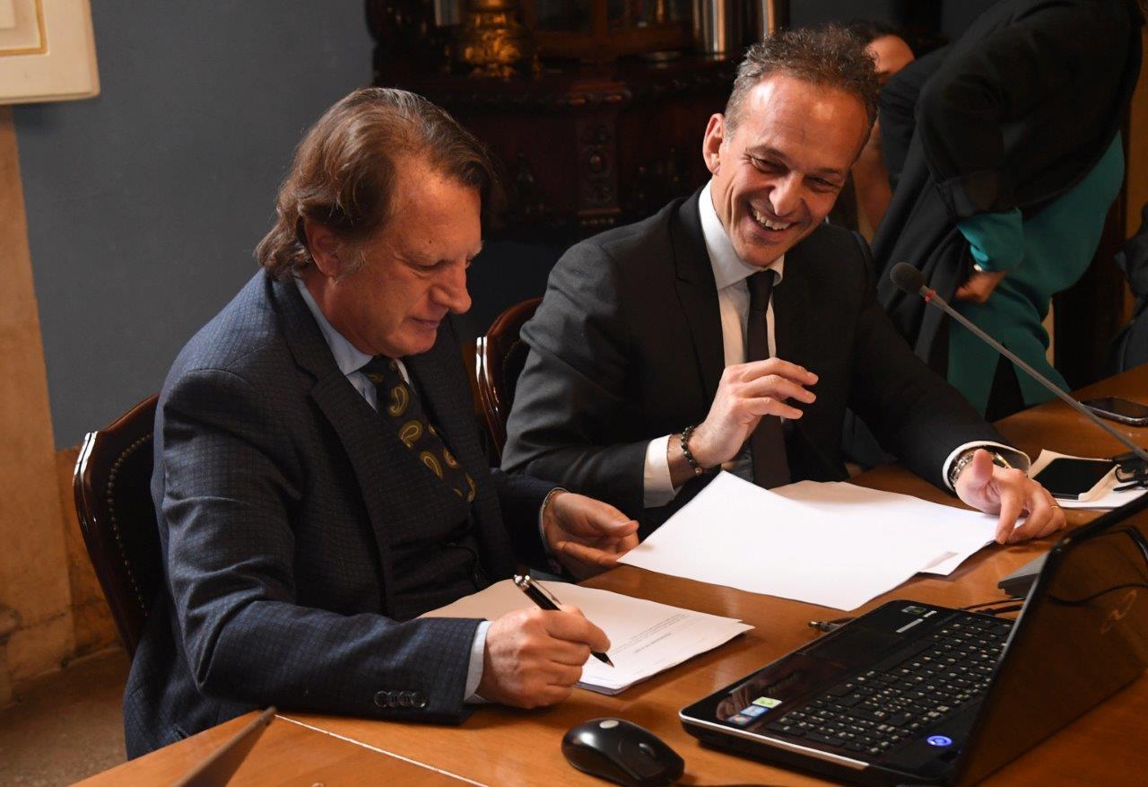 Vincenzo Cirasola e Federico Serrao Imc