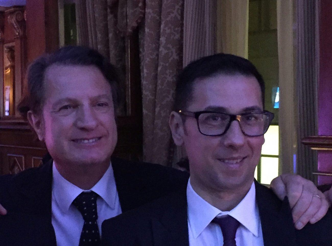Vincenzo Cirasola e Massimo Congiu IMC