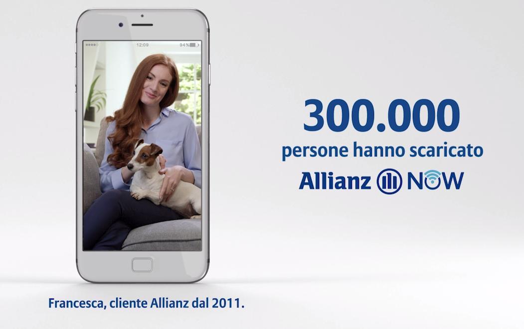 Allianz Italia - Campagna comunicazione AllianzNOW 2018 (2) Imc