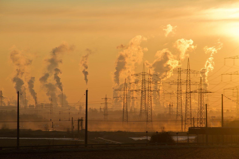 Cambiamento climatico - Inquinamento Imc