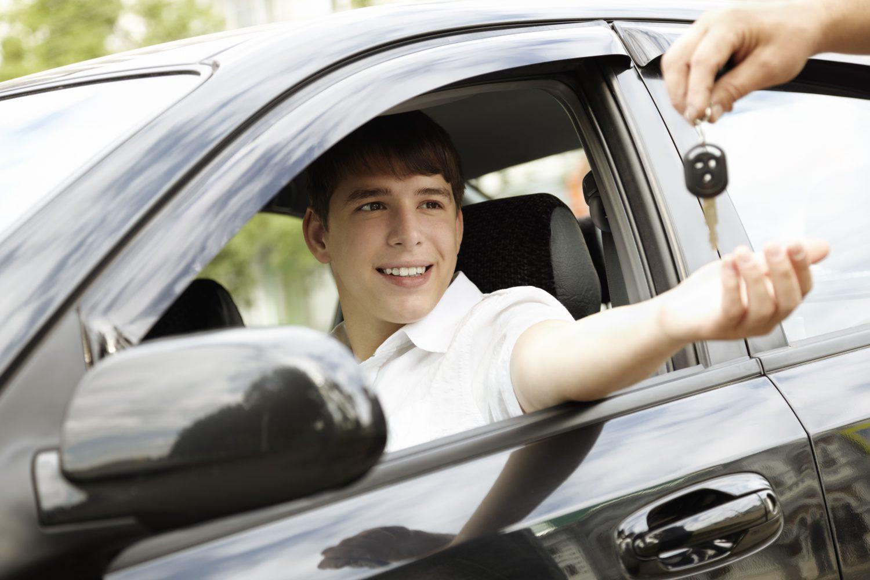 Giovane guidatore - Neopatentato Imc