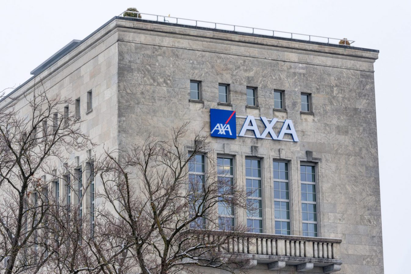 AXA - Rebranding sede di Winterthur (Foto AXA) Imc
