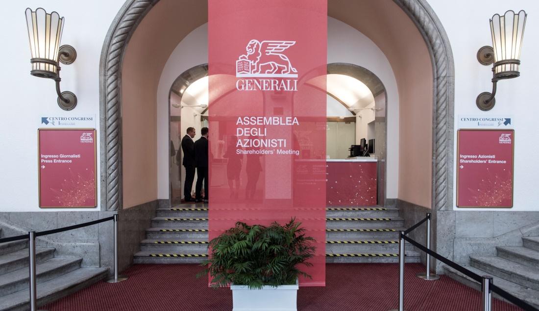 Generali - Assemblea Azionisti 2017 (Foto Giuliano Koren) Imc