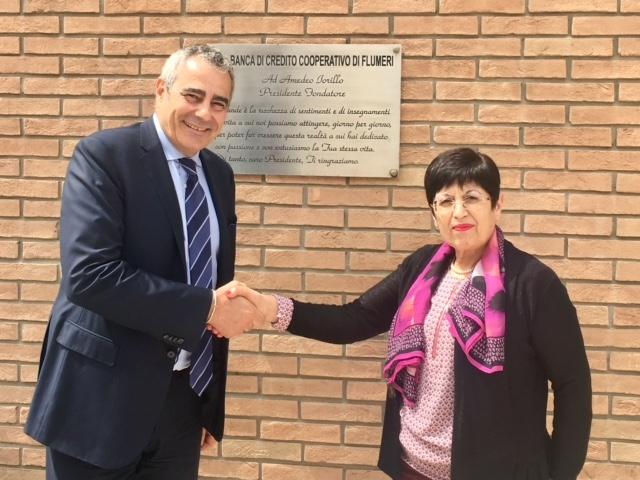 Michele Cristiano e Maria Rosaria Di Paola Imc