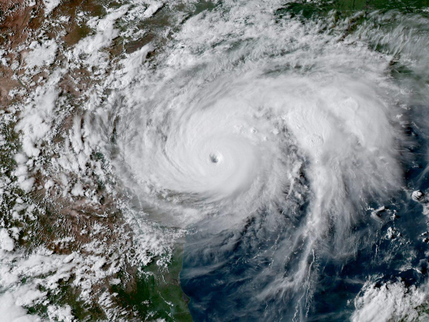 Uragano Harvey - 25.08.2017 Imc