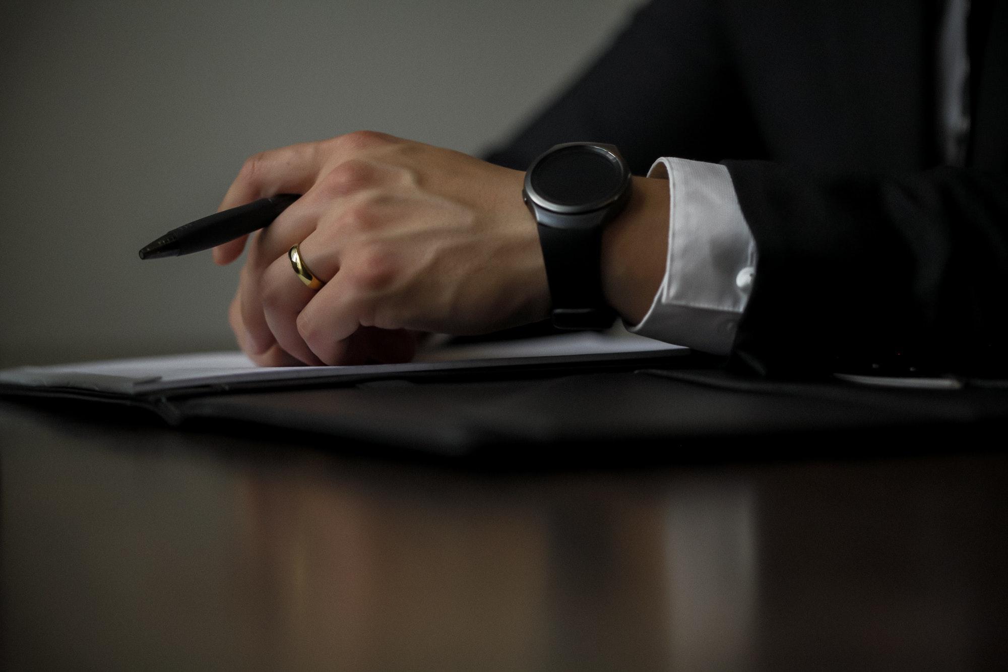 Contratto - Firma - Giudizio Imc