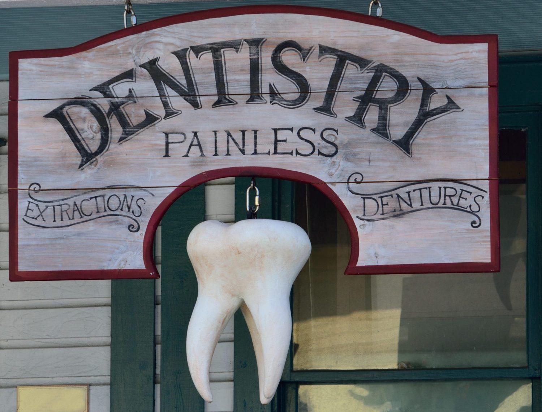 Dentista - Insegna Imc