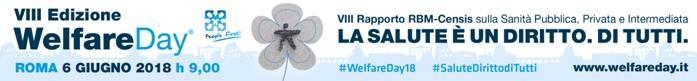 Welfare Day 2018 - Banner iscrizioni Imc