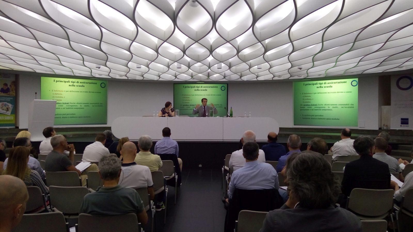 XV Meeting Benacquista Sicurezza Scuola - Stefano Feltrin Imc