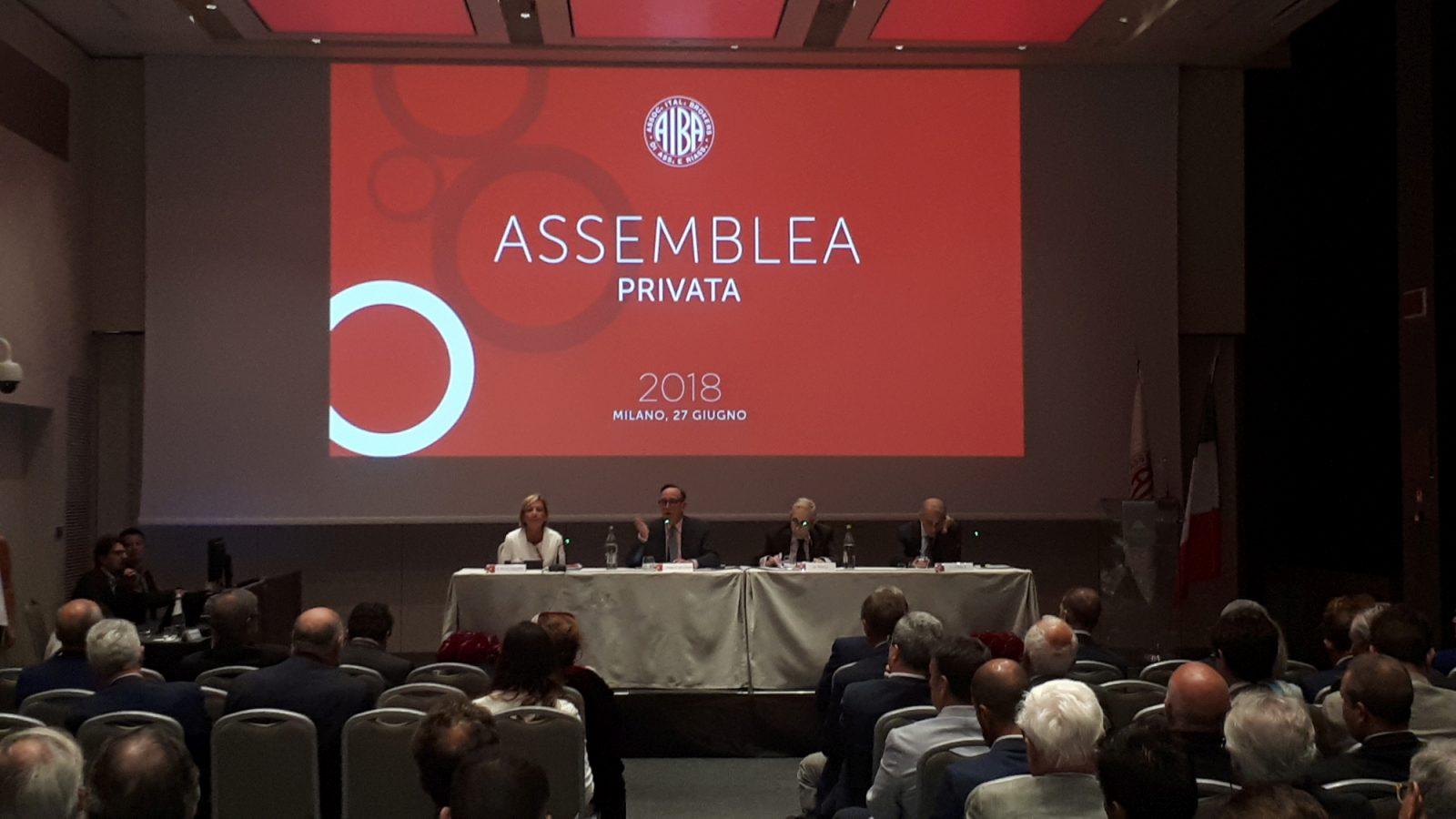 Assemblea annuale AIBA: Brokeraggio assicurativo, un mercato in transizione