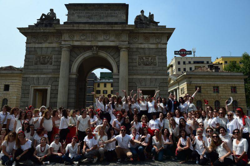 AXA Italia - Flashmob Milano 2018 (3) Imc