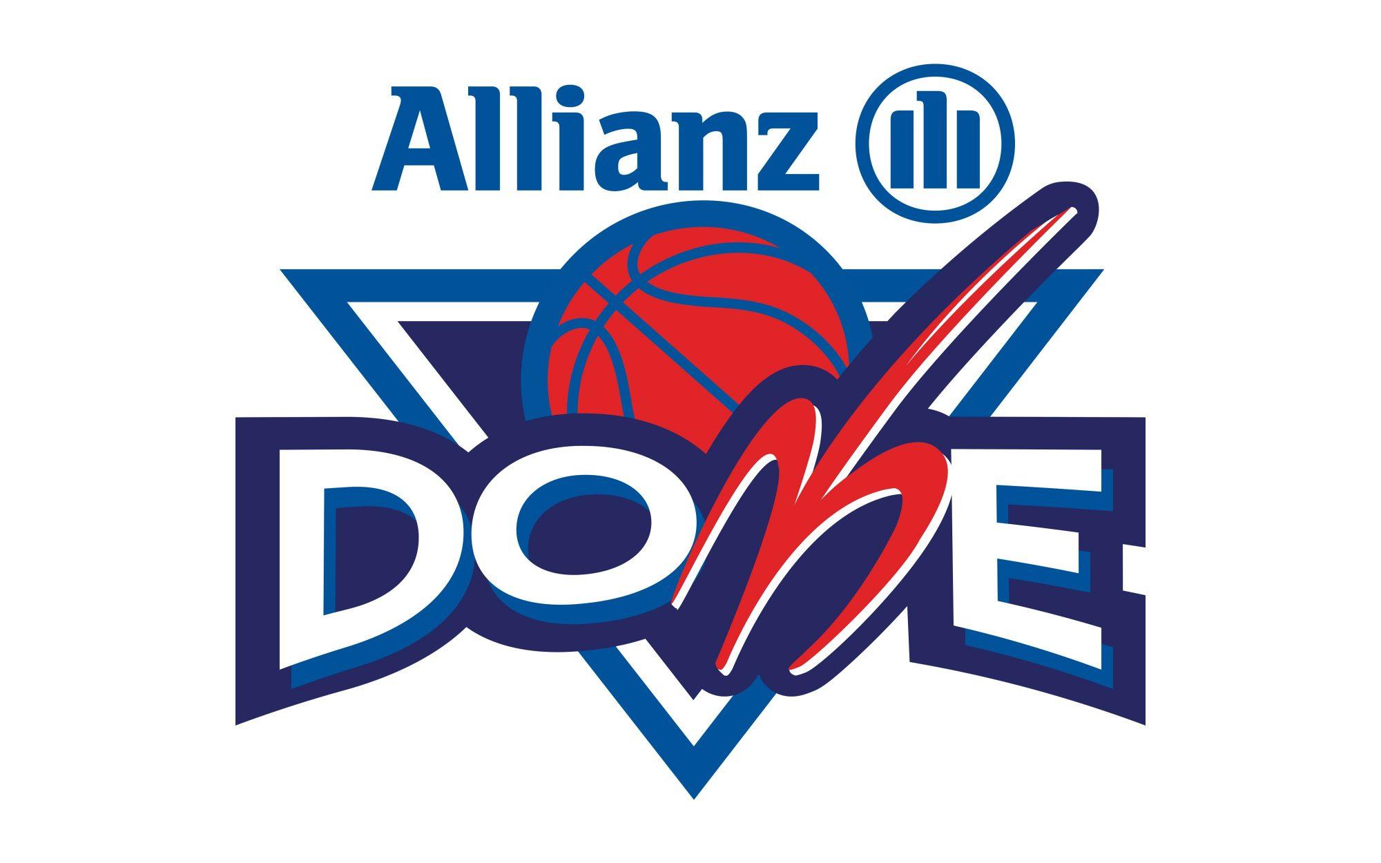Allianz Dome - Logo parquet