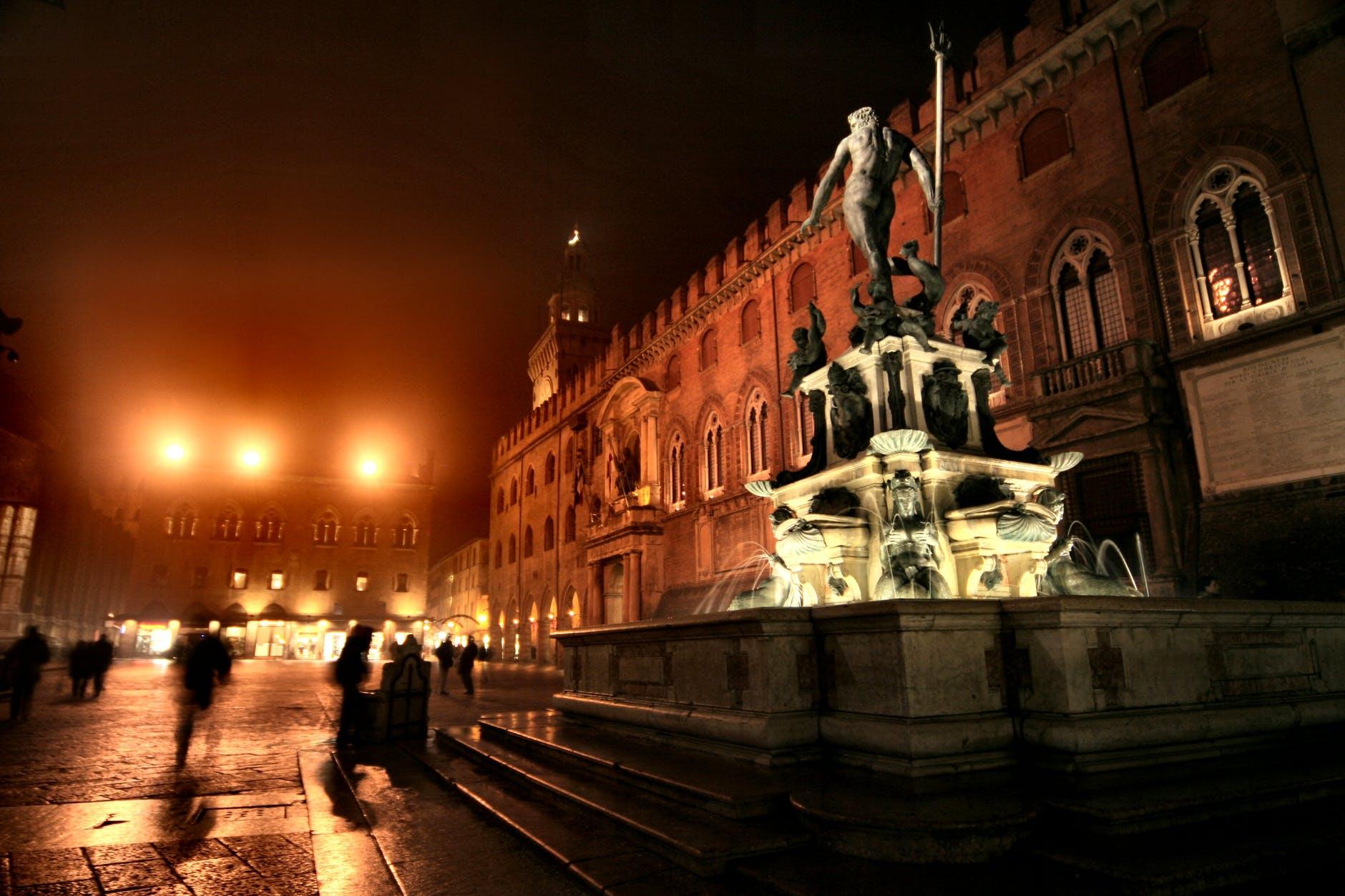 Bologna - Piazza del Nettuno Imc