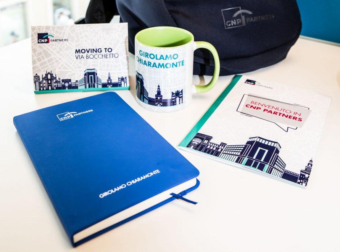 CNP Partners - Trasferimento uffici Imc