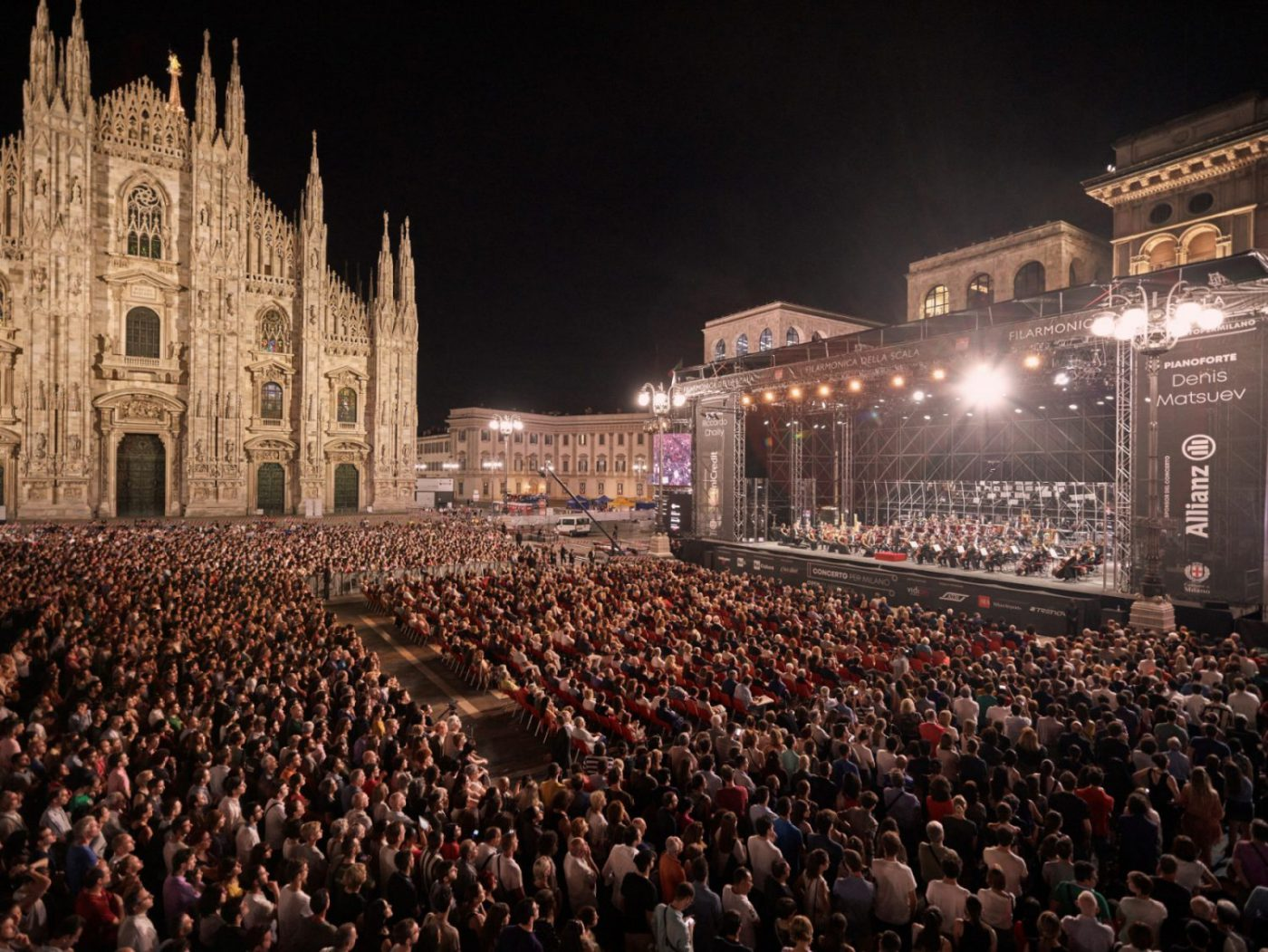 Concerto per Milano 2018 (Foto G. Hanninen) Imc