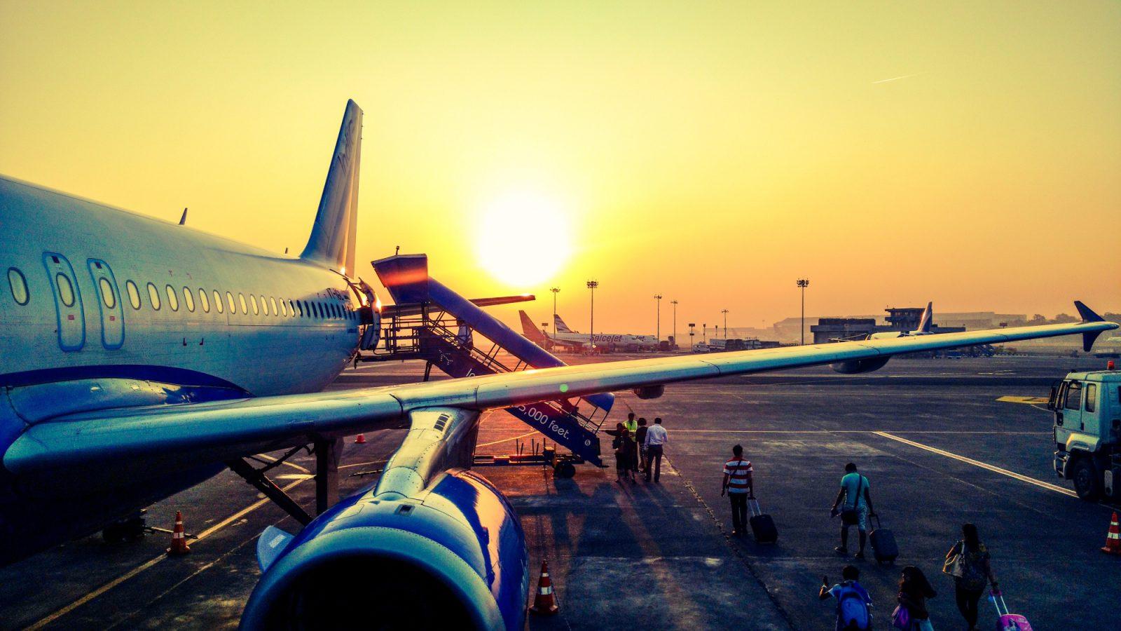 Vacanze - Volo aereo - Aereo Imc