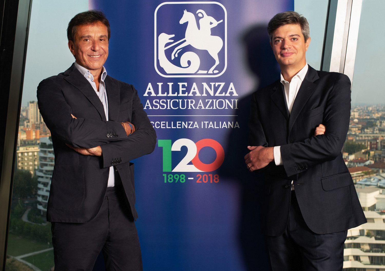 Davide Passero e Marco Sesana Imc