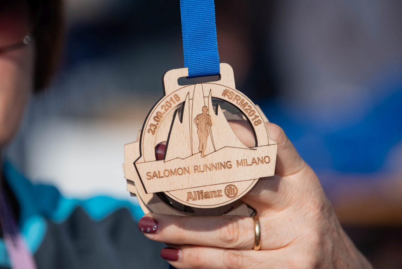 Salomon Running Milano 2018 - Medaglia Imc