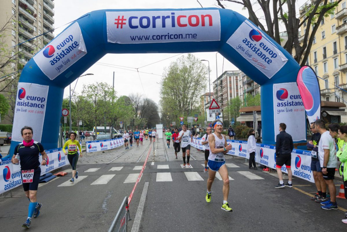 Europ Assistance - Milano Marathon 2018 Imc