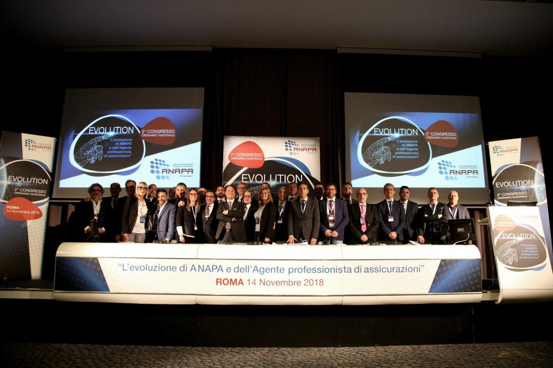 ANAPA - II Congresso nazionale - Consiglio direttivo (2) Imc