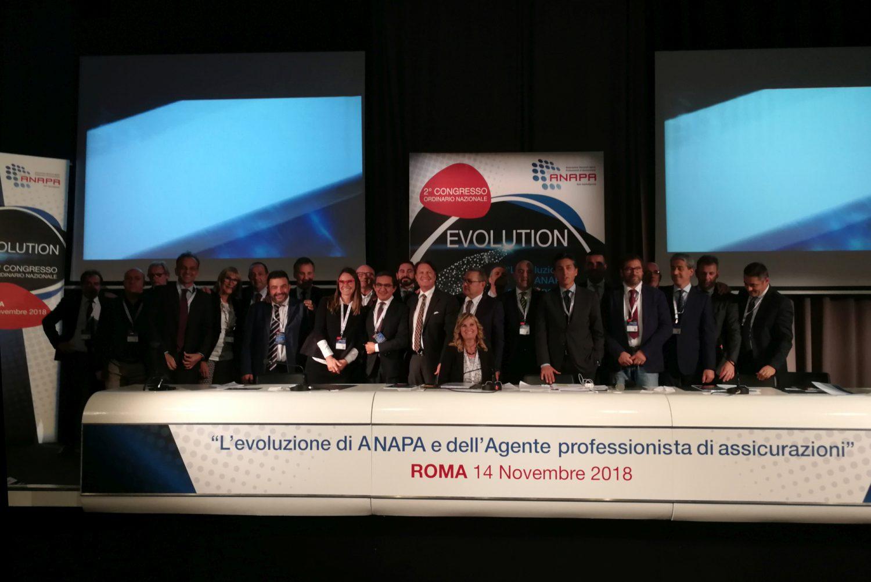 ANAPA - II Congresso nazionale - Consiglio direttivo IMC