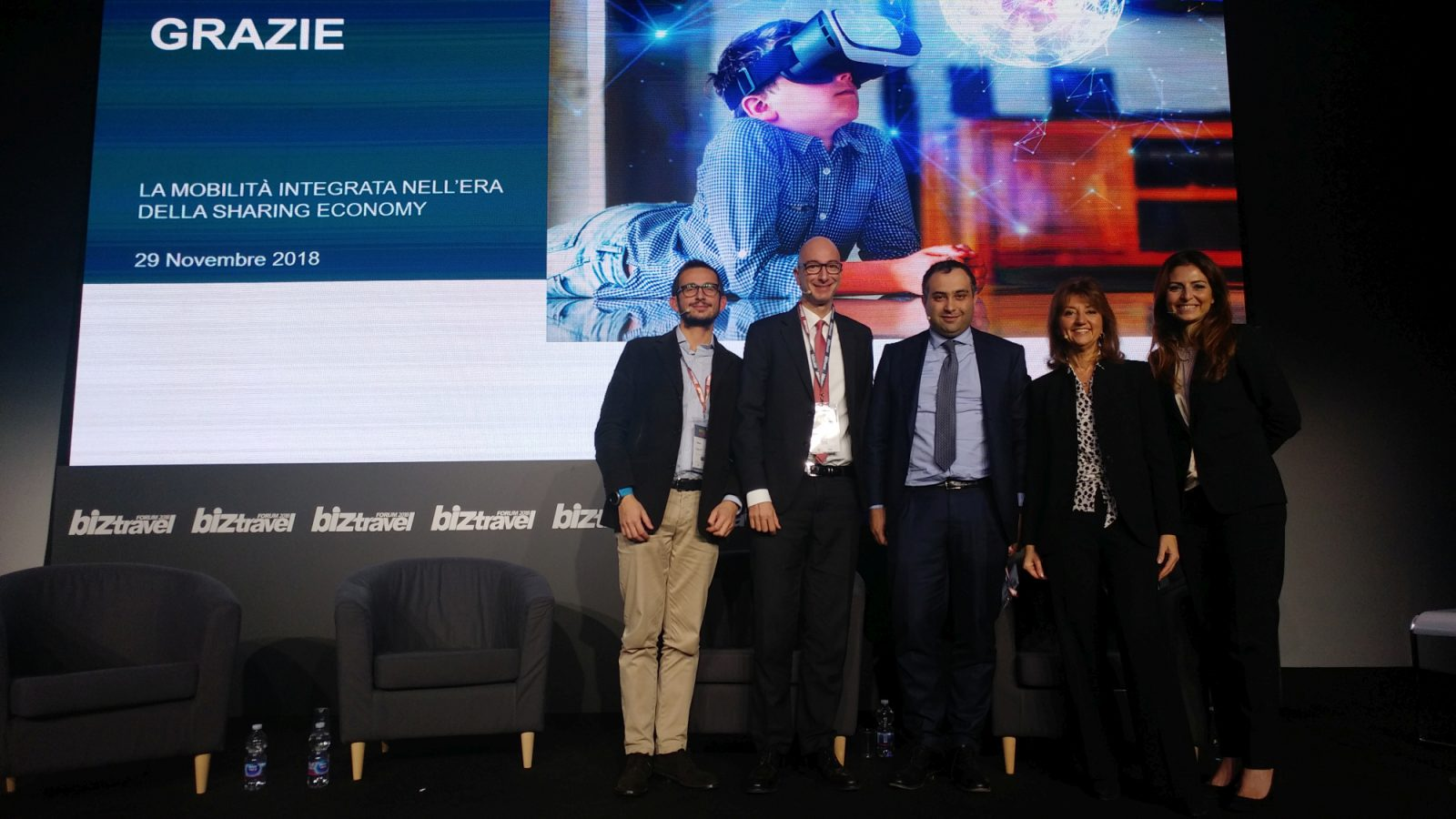 Allianz Partners - Tavola rotonda BizTravel Forum Imc