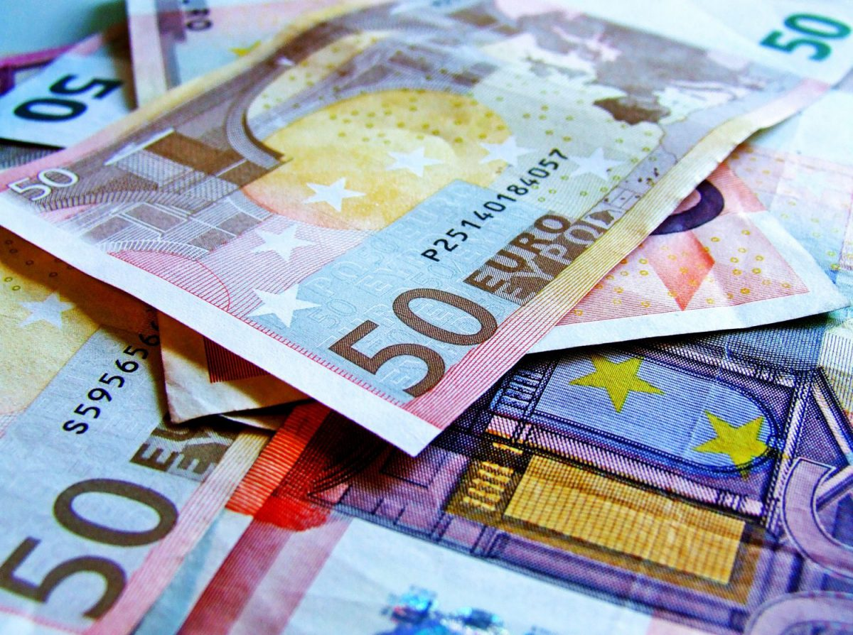 Euro - Banconote (Foto Pixabay - Pexels) Imc