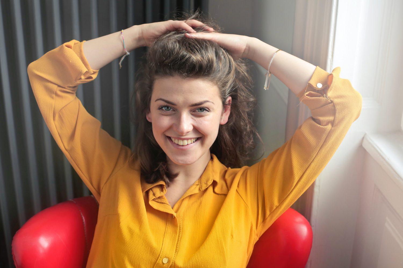 Felicità - Donna (Foto Bruce Mars - Pexels) Imc