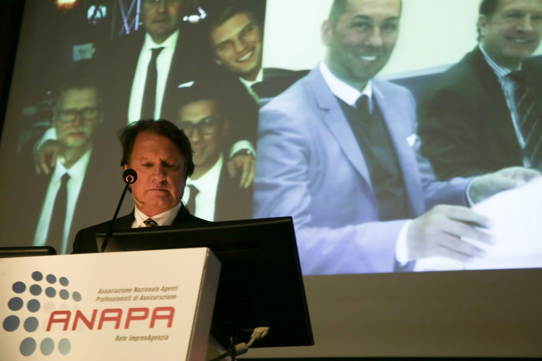 II Congresso ANAPA - Vincenzo Cirasola ricorda Massimo Congiu Imc