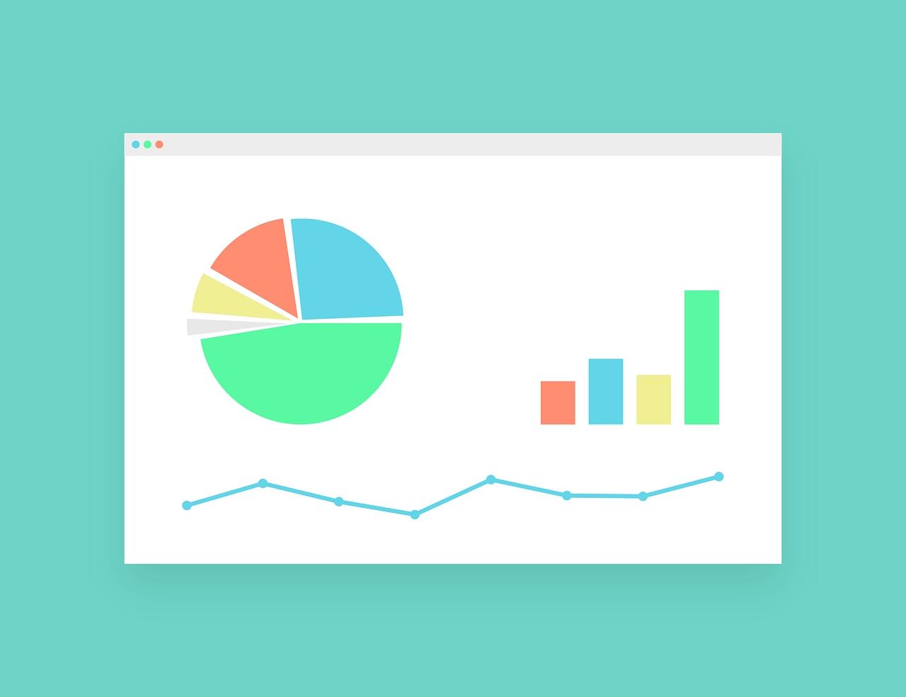 Statistiche - Grafici (Immagine Pixabay) Imc