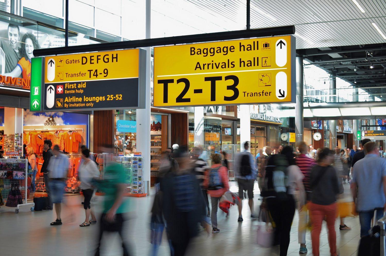 Aeroporto - Terminal (Foto Skitterphoto - Pexels) Imc