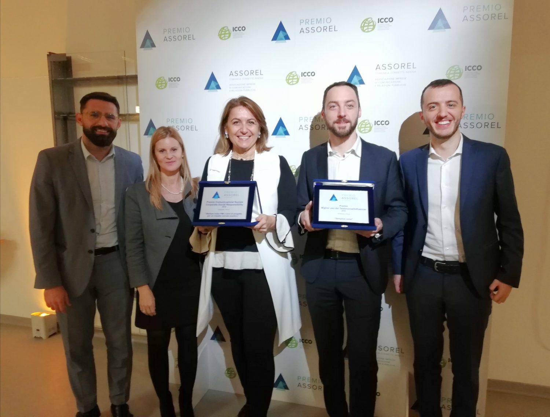 Generali Italia - Premio Assorel 2018 Imc