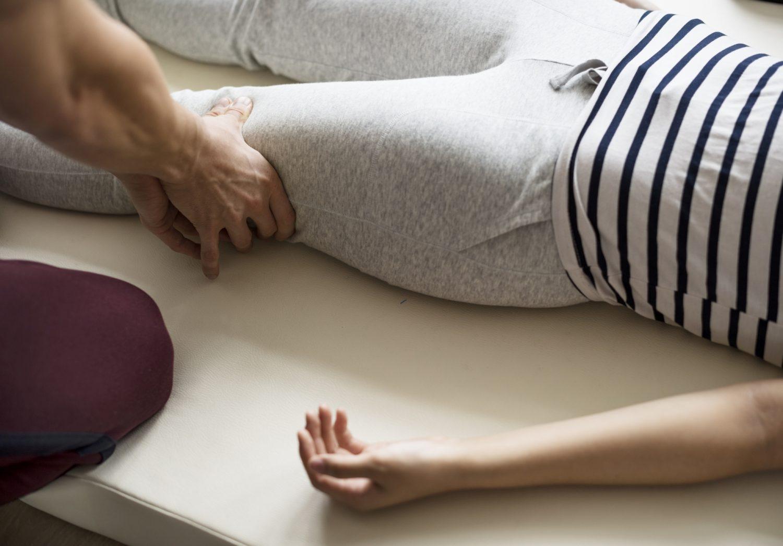 Fisioterapia - Riabilitazione - Massaggio (Foto rawpixel.com)