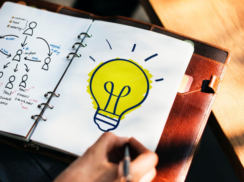 Idea - Innovazione (Foto rawpixel.com - Pexels) Imc
