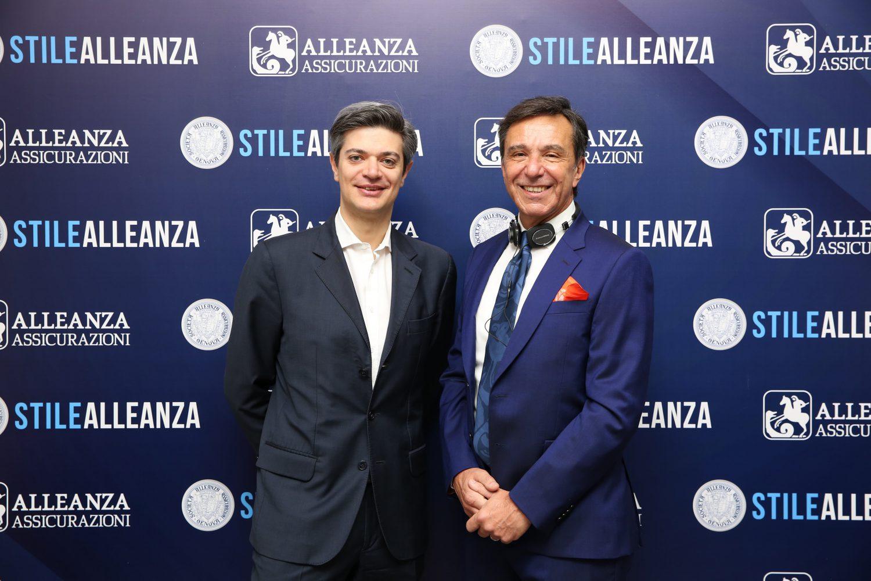 Marco Sesana e Davide Passero - Convention Alleanza 2019 Imc