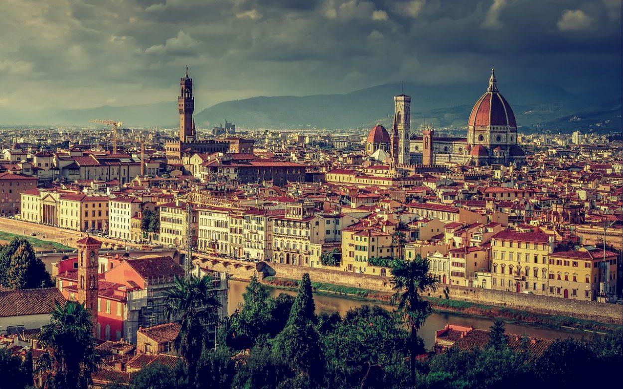 Firenze - Panorama (Foto Pixabay) Imc