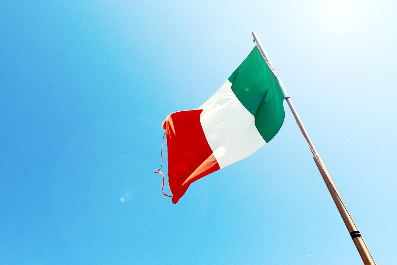 Italia - Bandiera (Foto Pexels) Imc