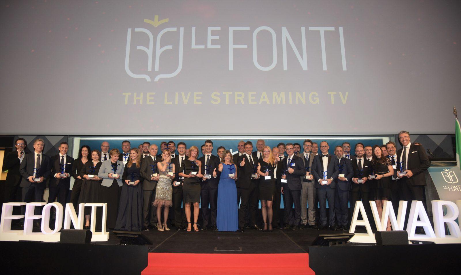 Le Fonti Awards 2019 - I vincitori Imc