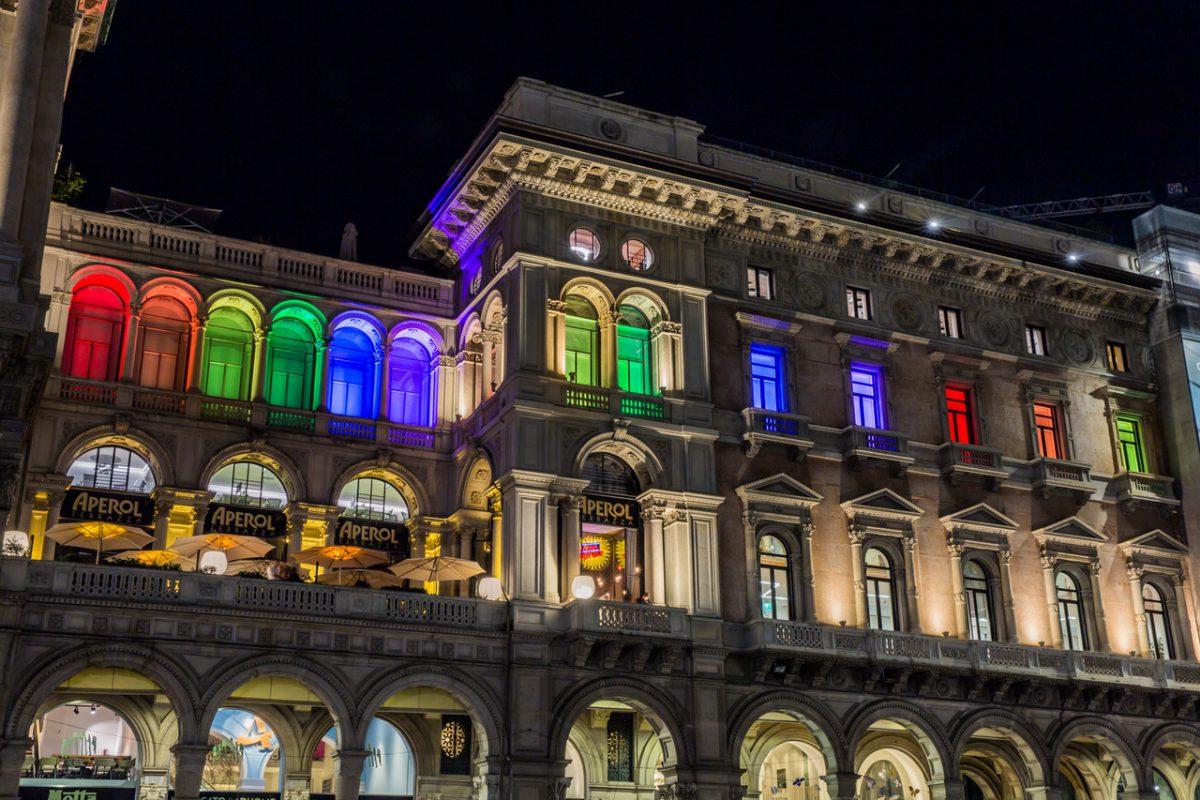 BCG Italia - Sede Milano - Pride Week 2019 Imc