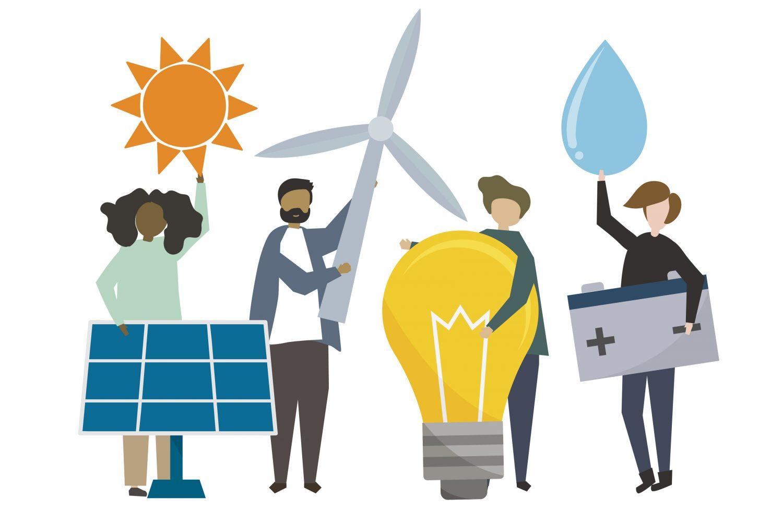 Energia rinnovabile - Sostenibilità - Ambiente (Immagine rawpixel.com) Imc