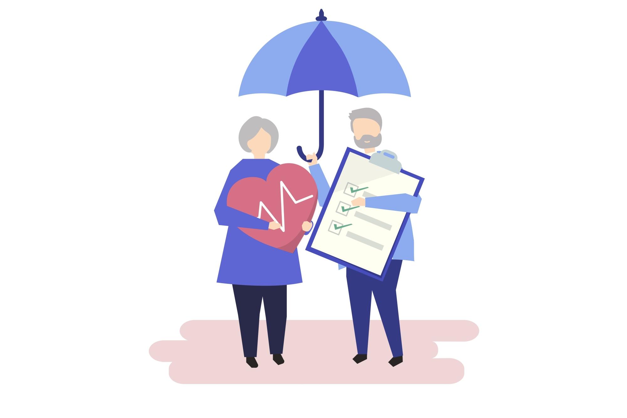 Infortuni - Malattia - Salute - Coperture assicurative (Immagine rawpixel.com) Imc