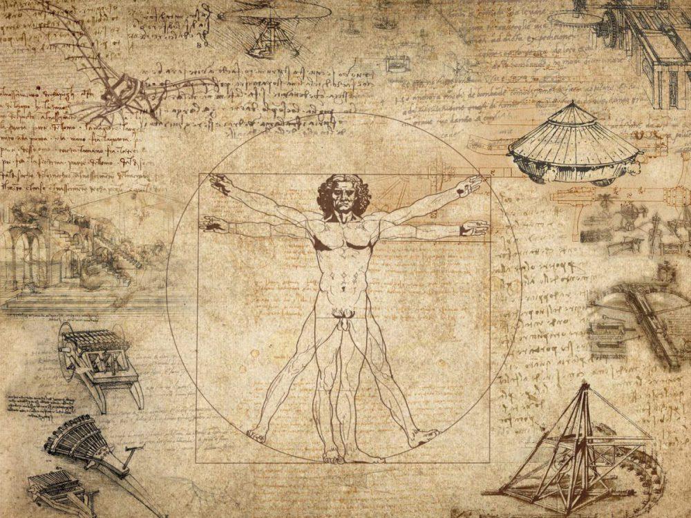 Leonardo da Vinci (Immagine Pixabay) Imc