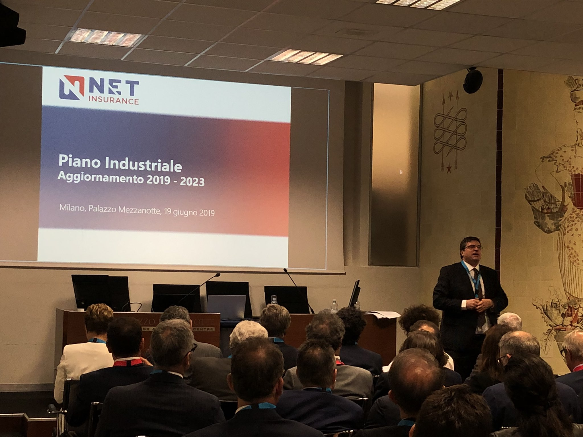 Net Insurance - Presentazione piano industriale 2023 Imc