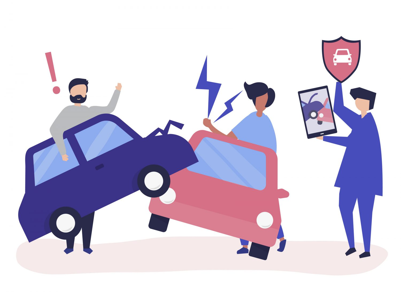 Rc auto - Sinistro stradale - Incidente (Immagine rawpixel.com) Imc