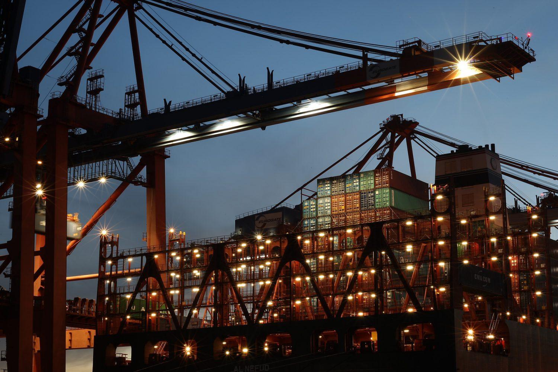 Trasporto marittimo - Container (Foto Pixabay) Imc