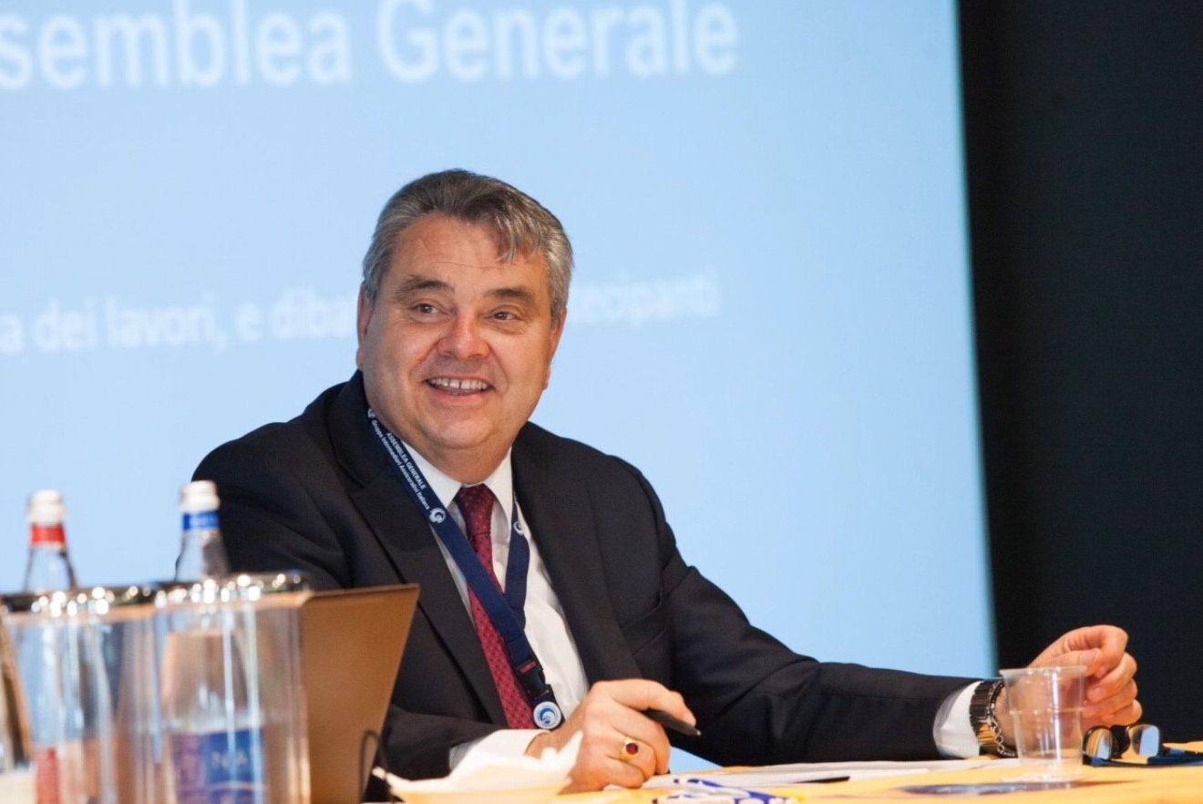 XXVI Assemblea generale GIA Italiana - Claudio Tomiato Imc