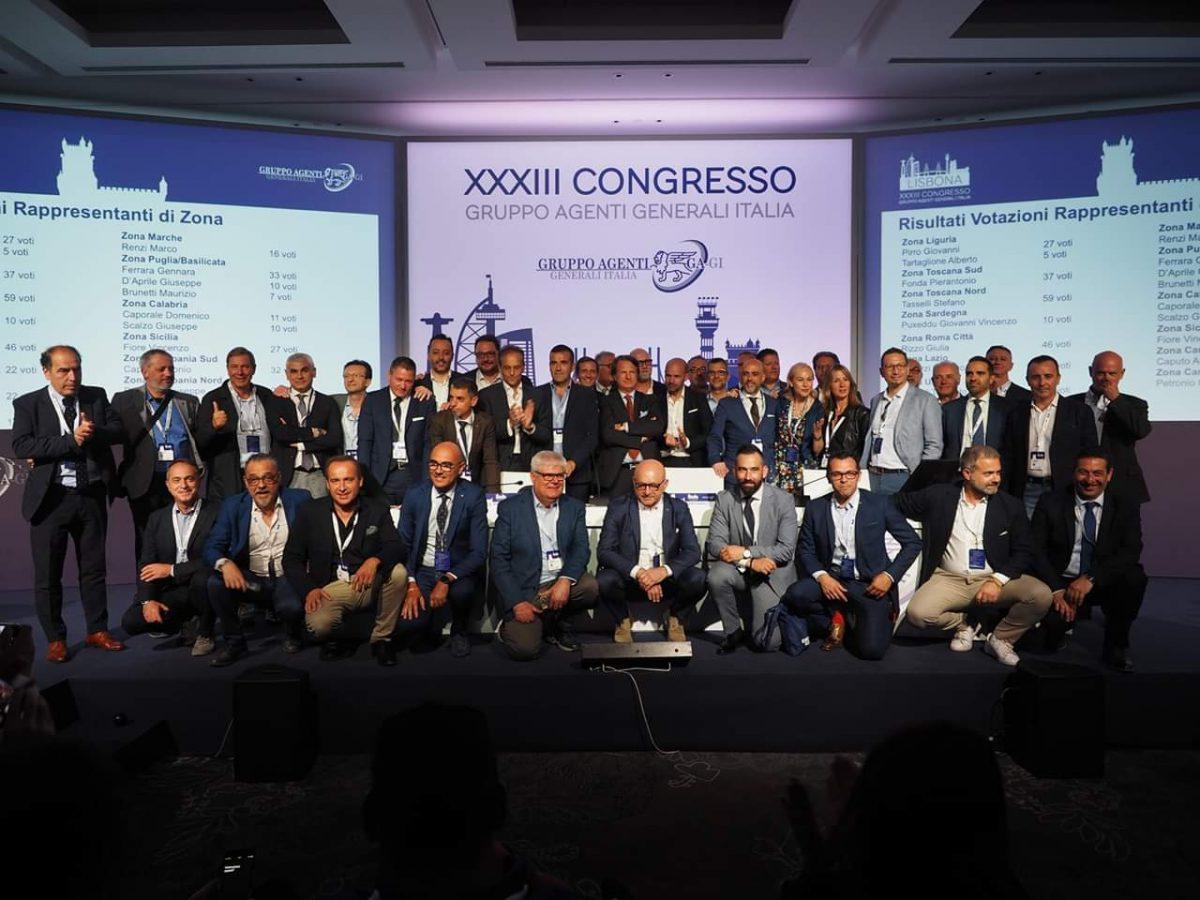 XXXIII Congresso GA-GI - Foto eletti Imc